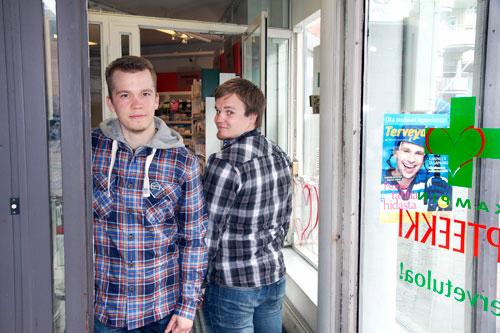 Aleksi ja Ville